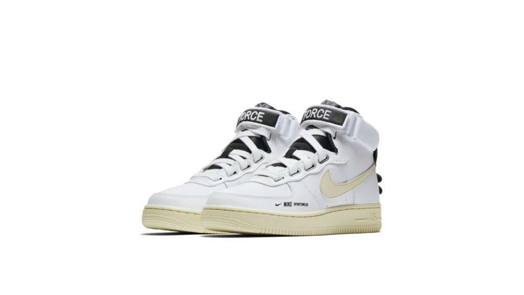 Nike Air Force 1 High Utility 'Light Cream' (AJ7311-100)