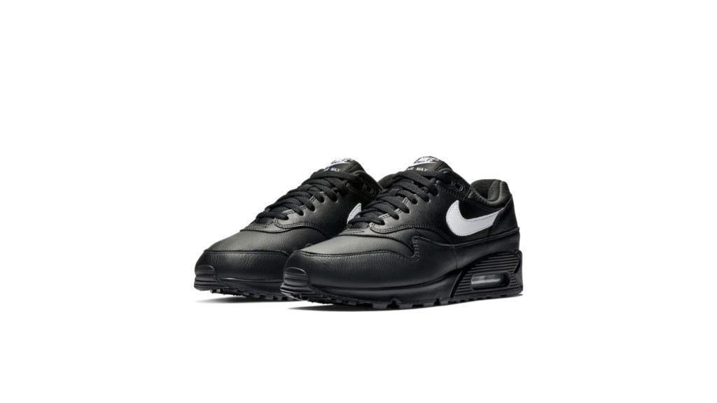 Nike Air Max 90/1 'Black' (AJ7695-001)