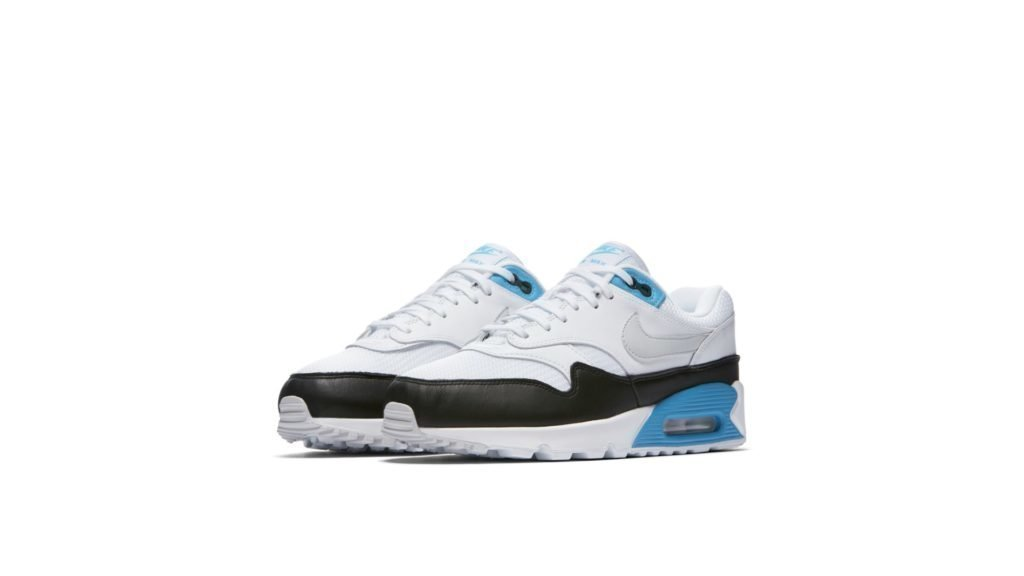 Nike Air Max 90/1 'Laser Blue' (AJ7695-104)