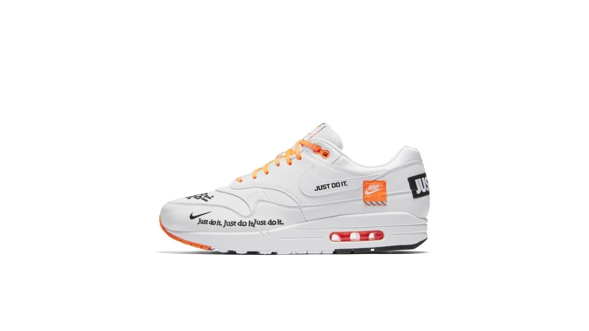 Nike Air Max 1 Just Do It White (AO1021-100)