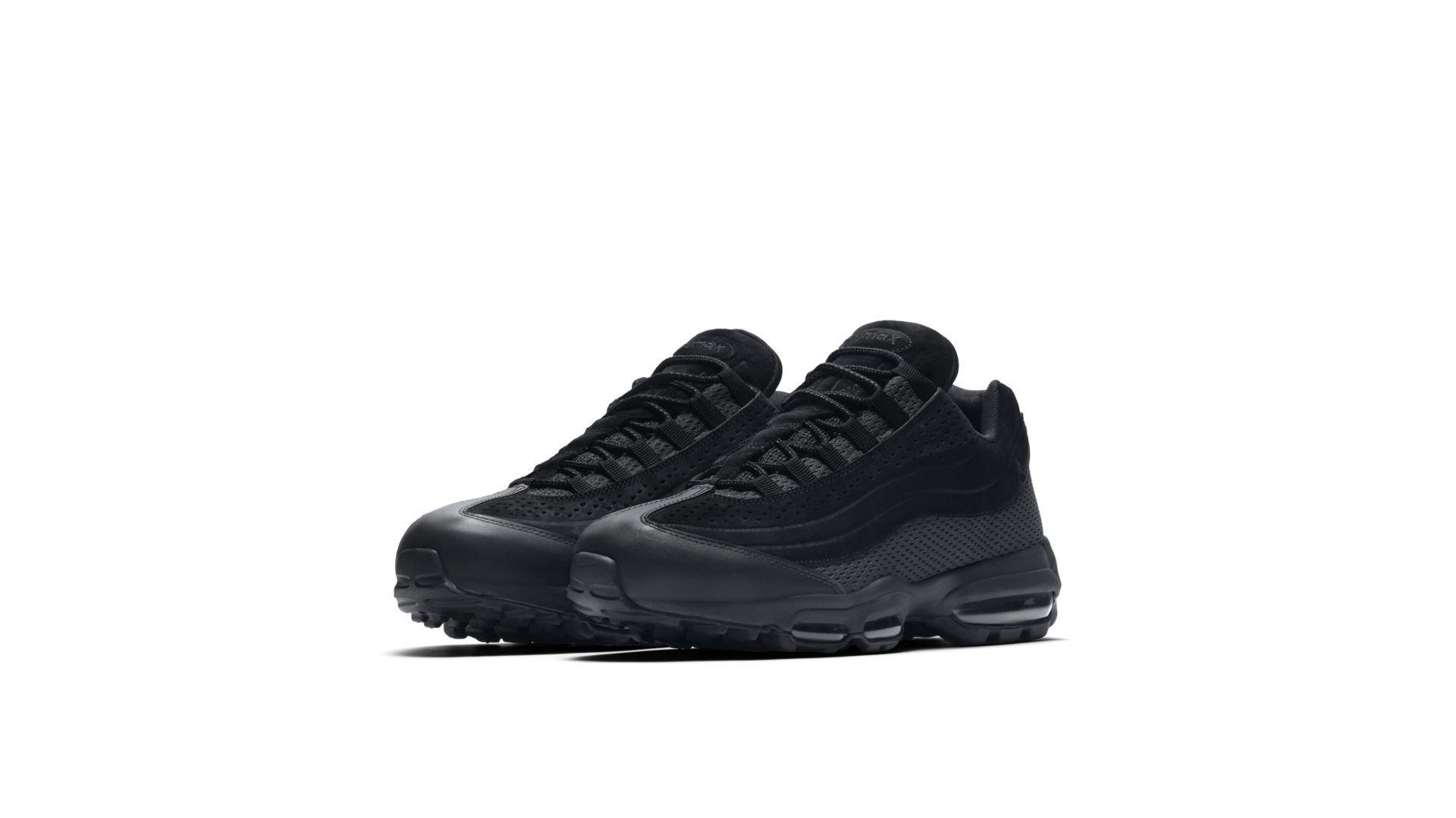 quality design e9764 09bfb Nike Air Max 95 Ultra Premium BR 'Black' (AO2438-002)