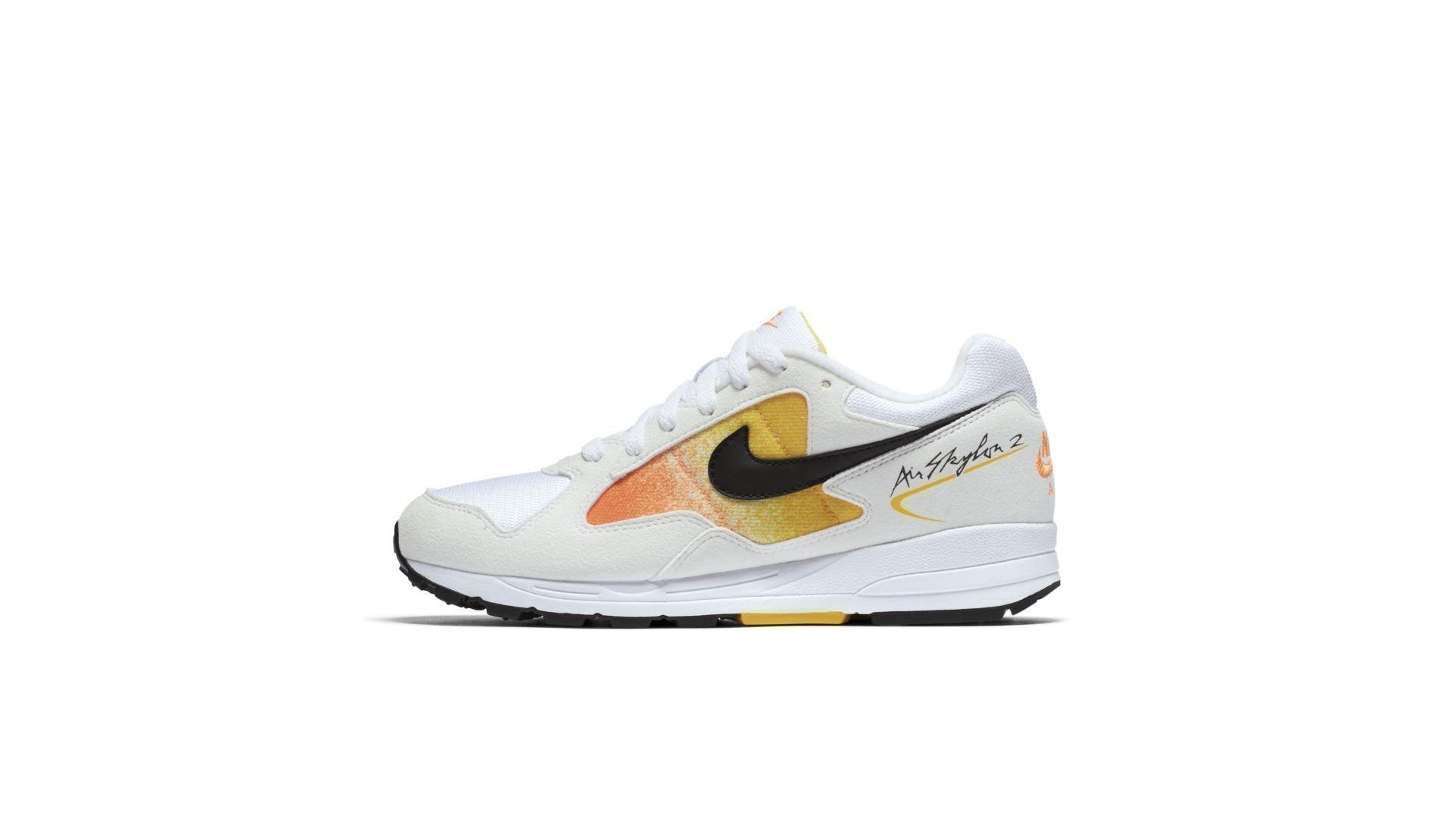 Nike WMNS Air Skylon II 'White/Yellow (AO4540-101)