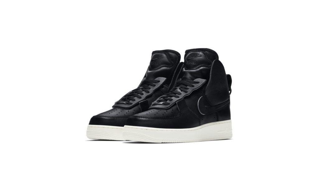 PSNY x Nike Air Force 1 High 'Black' (AO9292-002)
