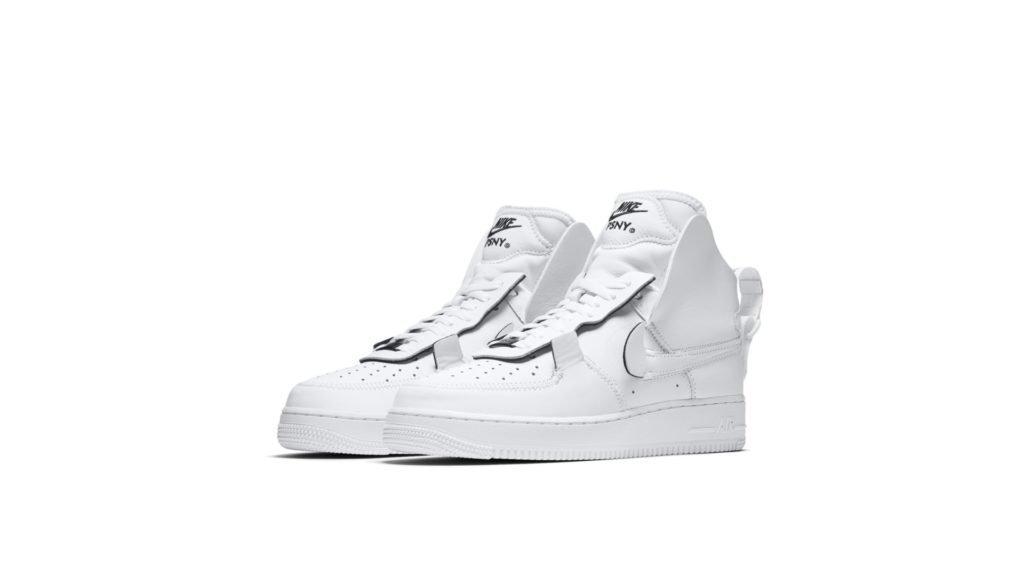 PSNY x Nike Air Force 1 High 'White' (AO9292-101)