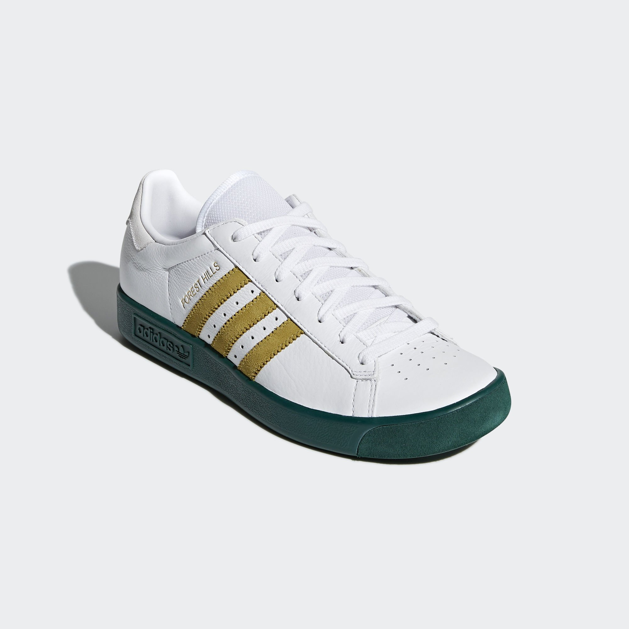 adidas Forest Hill 'Green/Gold' (AQ0921)