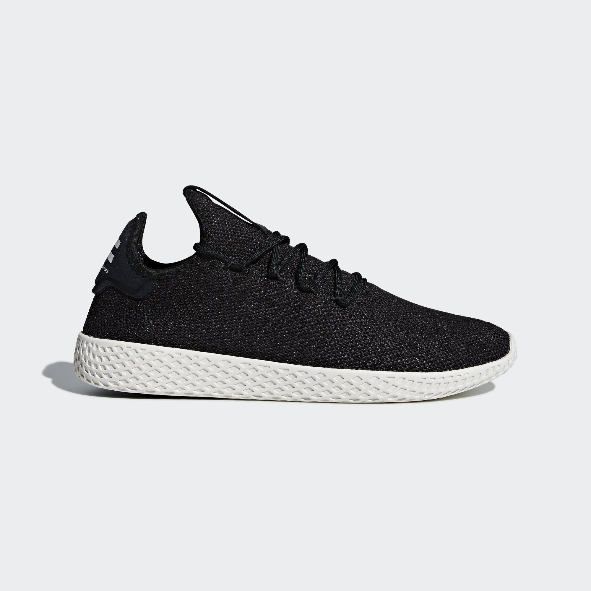 adidas Pharrell Williams Tennis Hu 'Black'  (AQ1056)