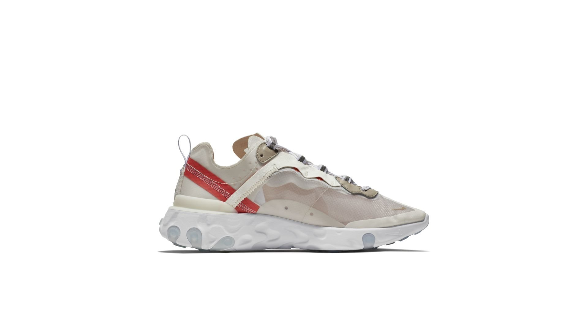 Nike React Element 87 'White' (AQ1090-100)