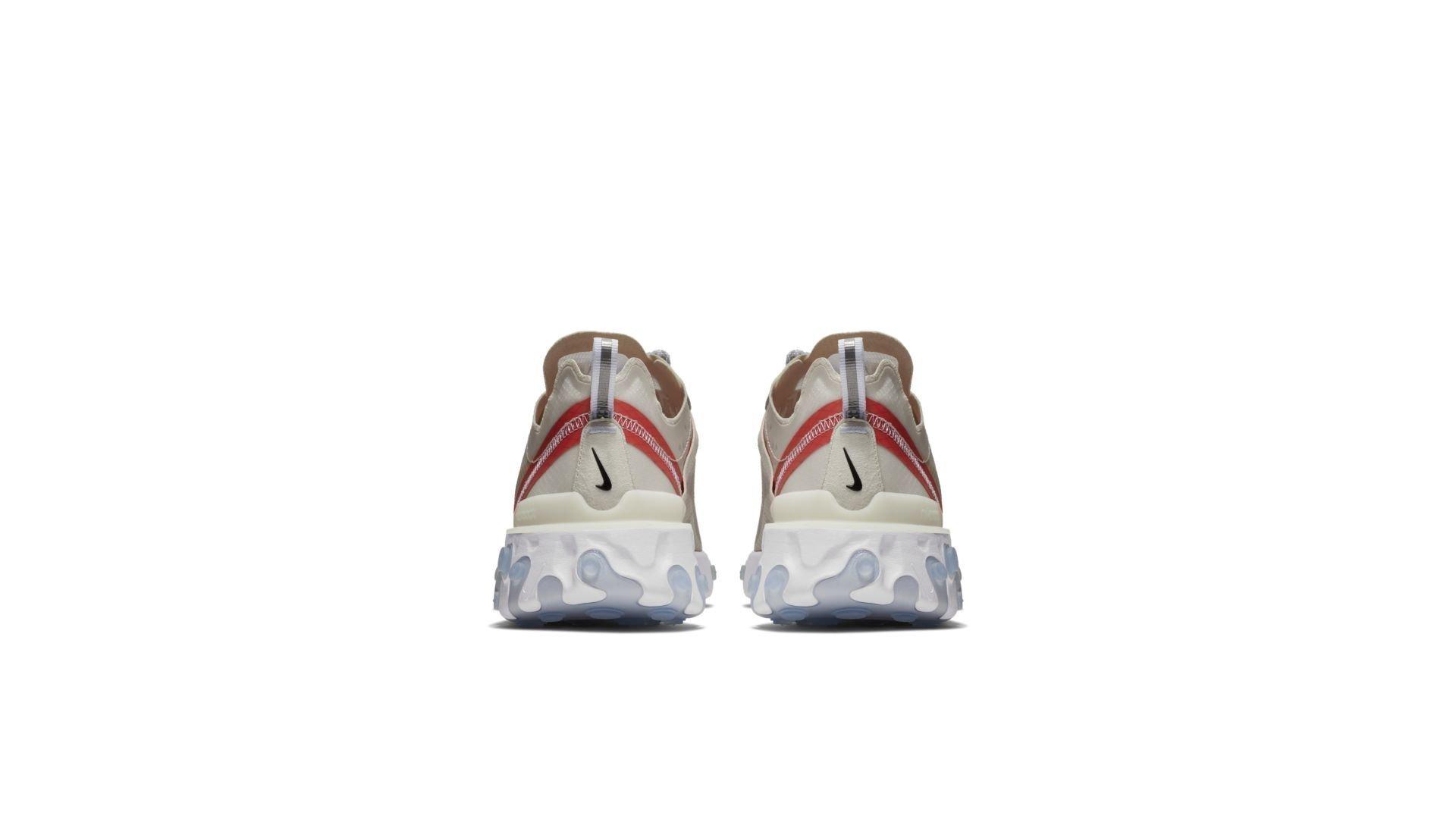 Nike React Element 87 'White' (AQ1090-100)