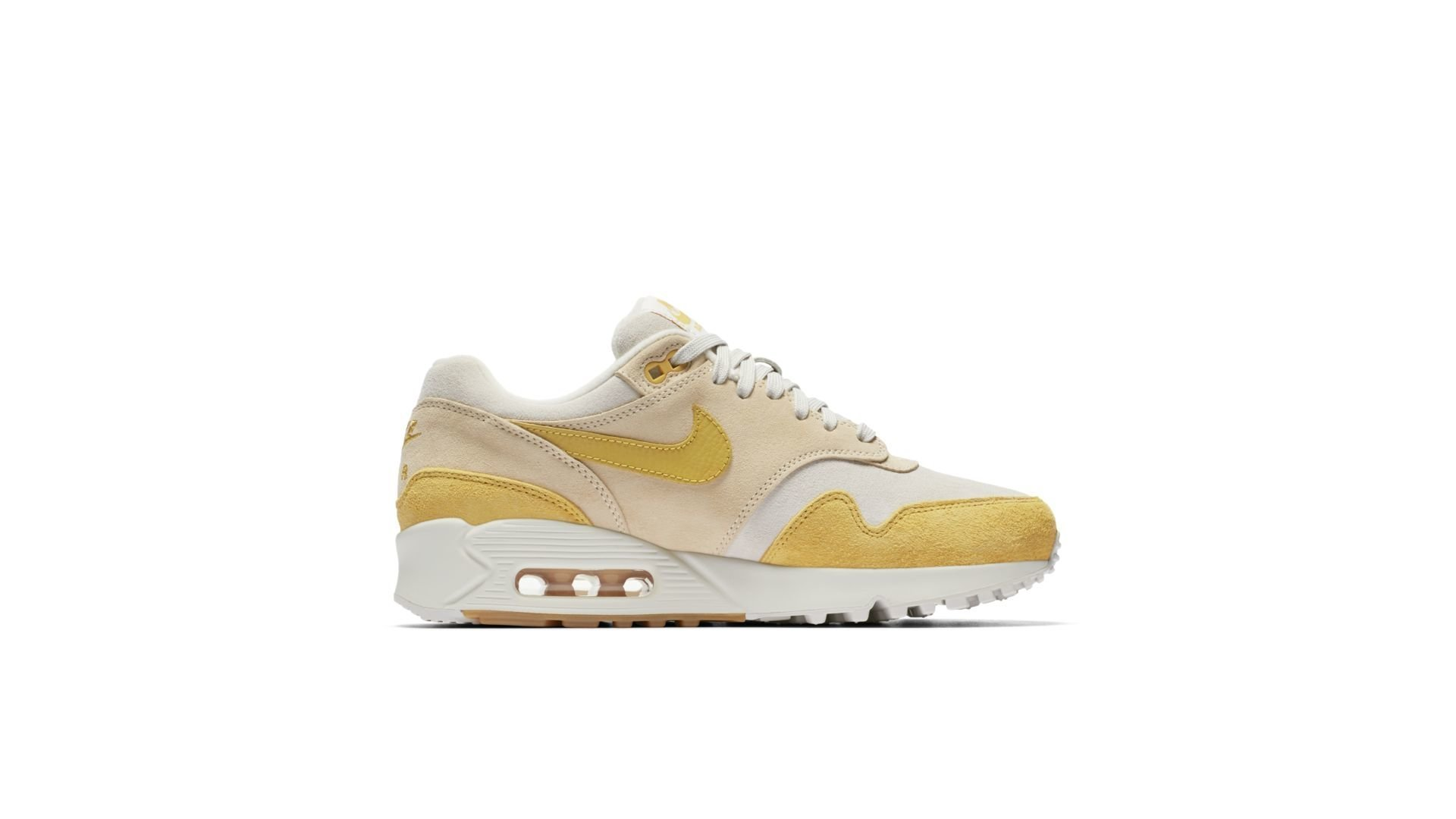 Nike Wmns Air Max 90/1 'Wheat Gold' (AQ1273-800)
