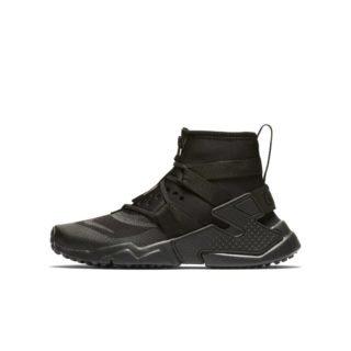 Nike Huarache Gripp Kinderschoen - Zwart Zwart