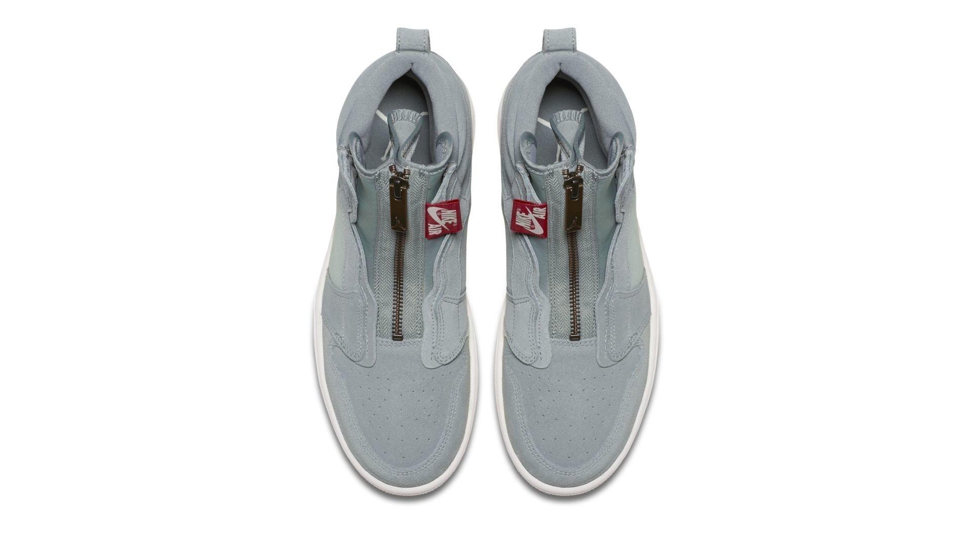 Air Jordan 1 High Zip 'Grey' (AQ3742-305)