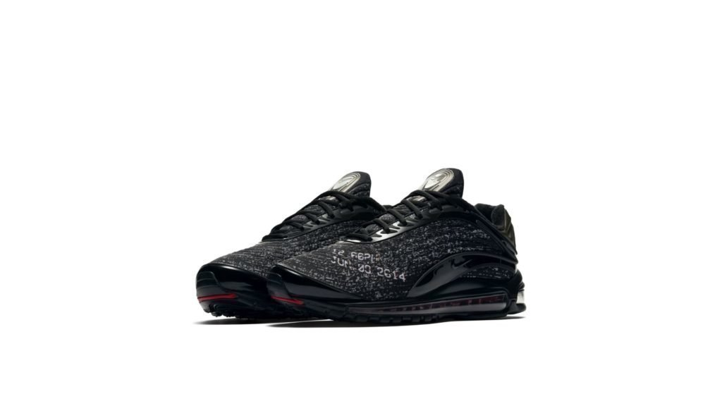 Skepta x Nike Air Max Deluxe 'Black' (AQ9945-001)