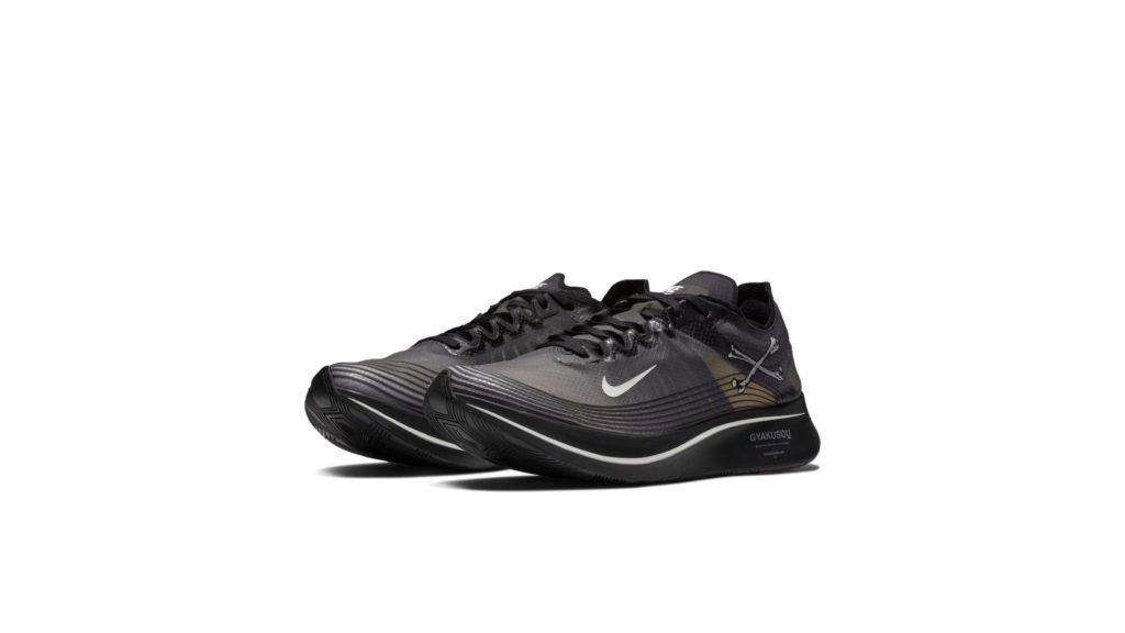 Gyakusou X Nike Zoom Fly 'Black' (AR4349-001)