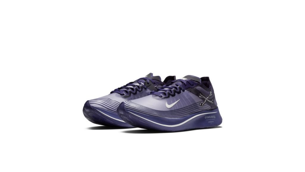 Gyakusou X Nike Zoom Fly 'Ink' (AR4349-500)