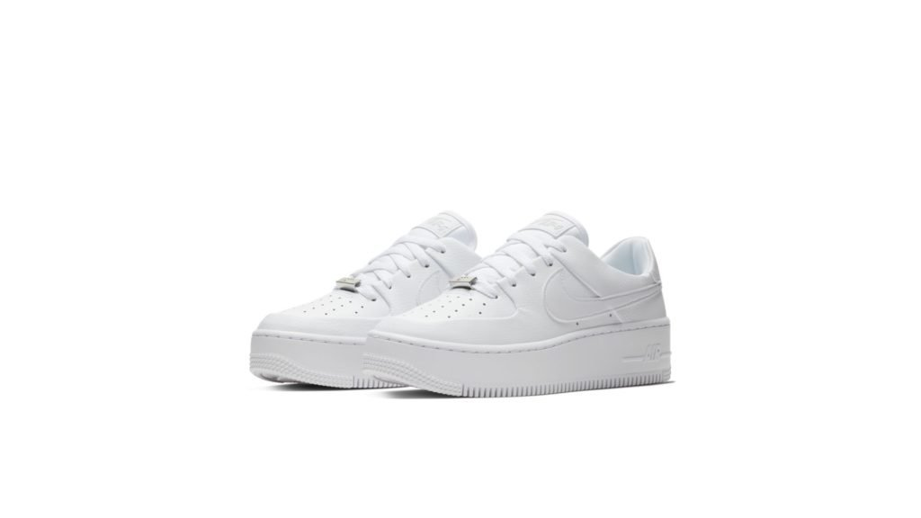 Nike WMNS Air Force 1 Sage 'Triple White' (AR5339-100)