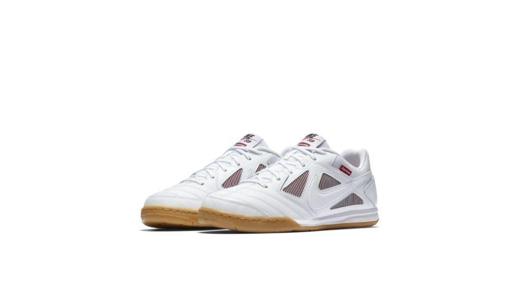 Supreme x Nike SB Gato 'White' (AR9821-116)
