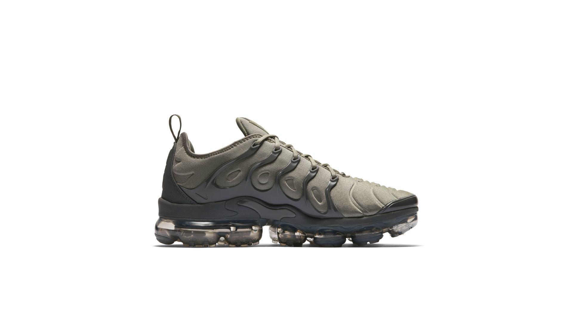 Nike Air VaporMax Plus 'Dark Stucco' (AT5681-001)