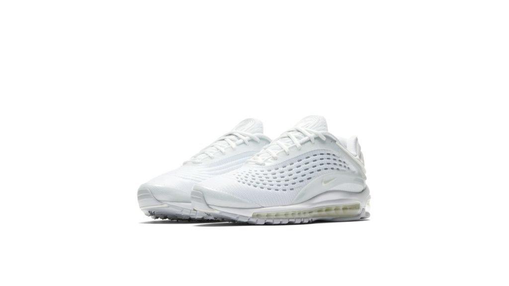 Nike Air Max Deluxe 'Triple White' (AV2589-100)