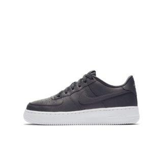 Nike Air Force 1 SS Kinderschoen - Zwart Zwart
