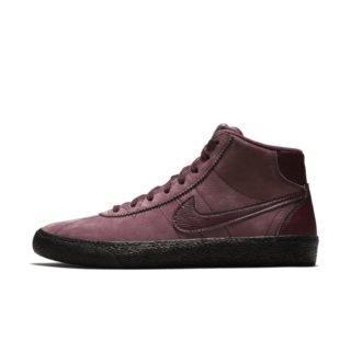Nike SB Bruin High Premium Skateschoen voor dames - Zwart Zwart