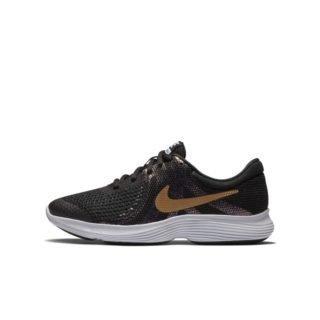 Nike Revolution 4 Shield Hardloopschoen voor kids - Zwart Zwart