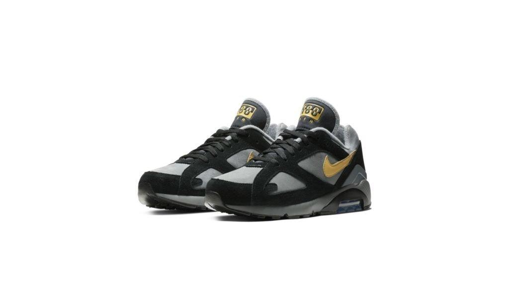 Nike Air Max 180 'Black Gold' (AV7023-001)