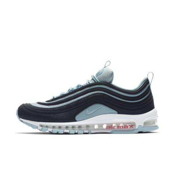 Nike Air Max 97 Premium Herenschoen – Blauw Blauw
