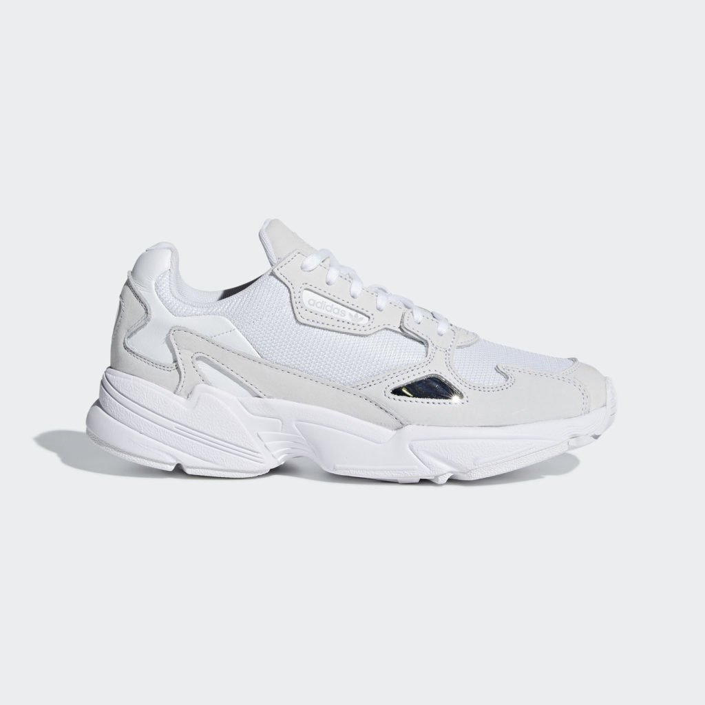 adidas Falcon 'Triple White' (B28128)