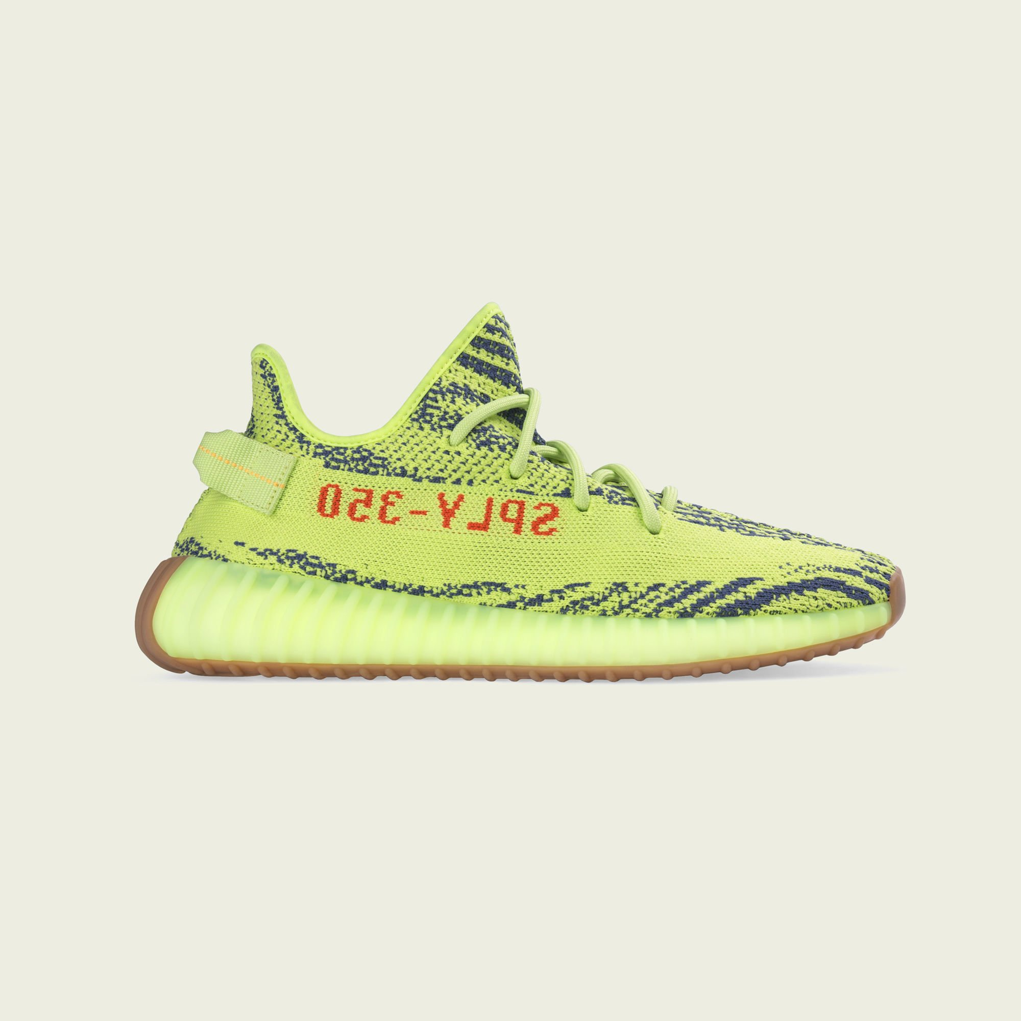 adidas Yeezy Boost 350 V2 Semi Frozen Yellow (B37572)