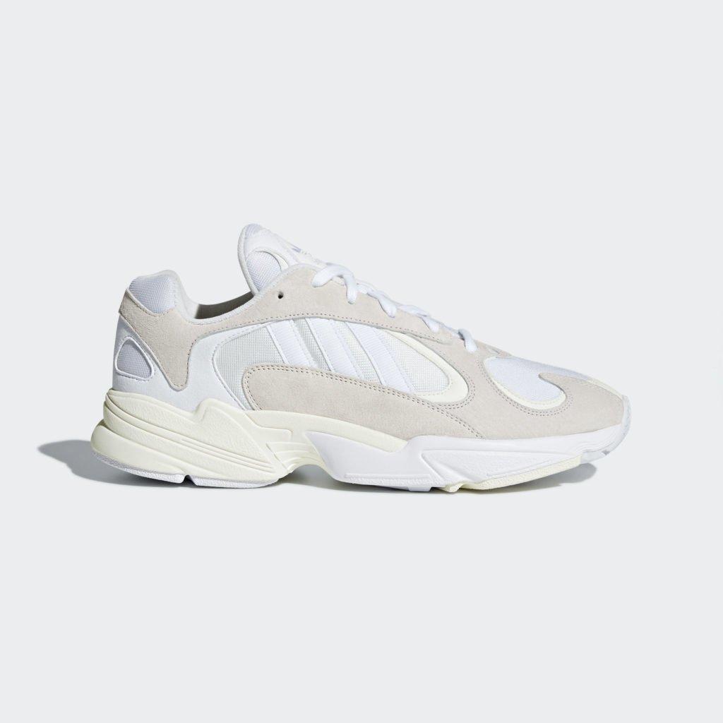 adidas Yung-1 'White' (B37616)