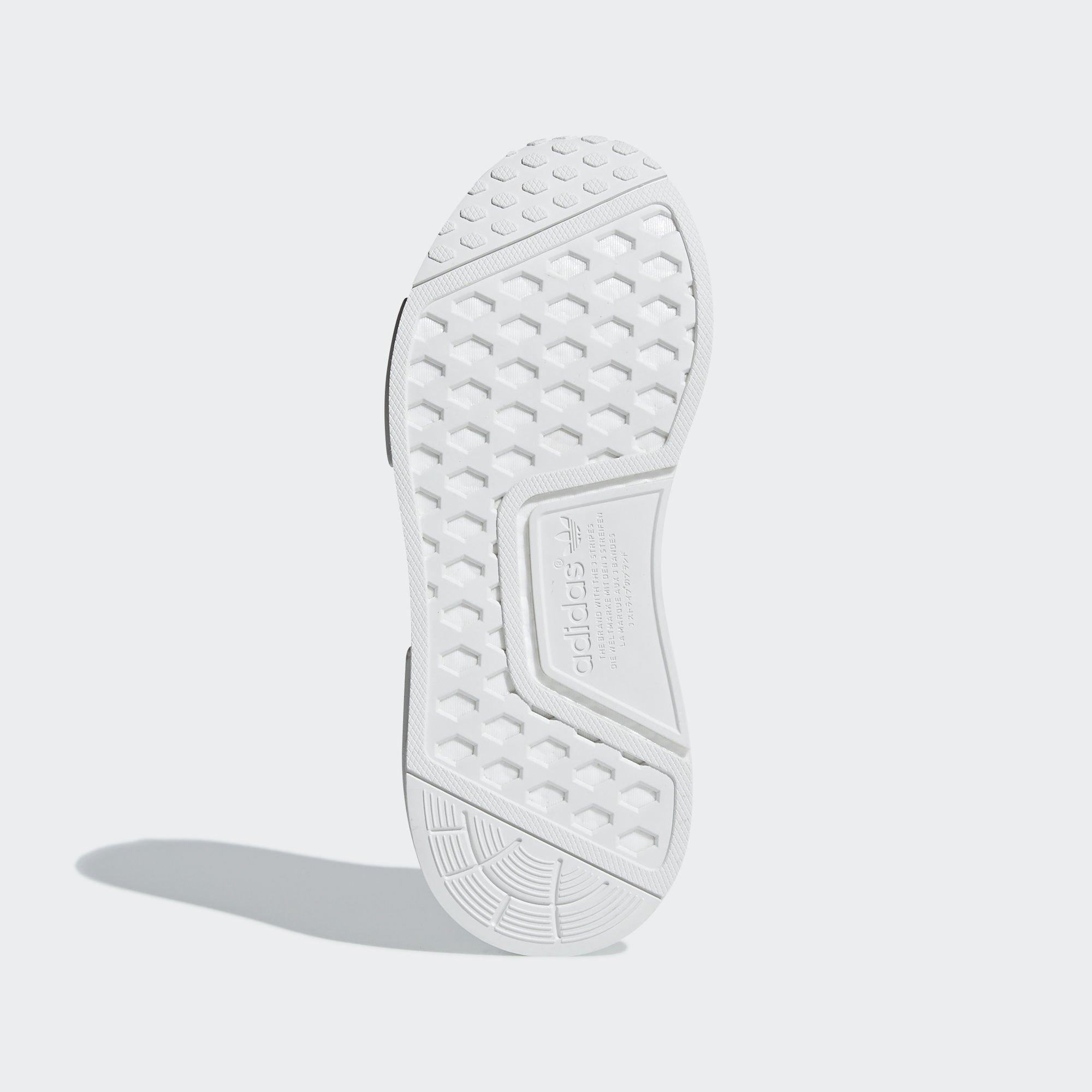 adidas NMD_R1 'White' (B37645)