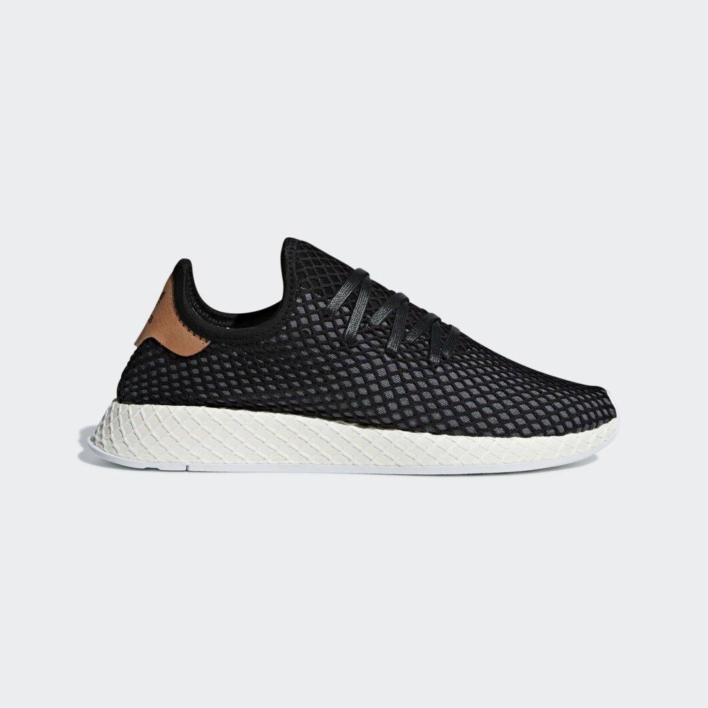 adidas Deerupt 'Core Black' (B41758)