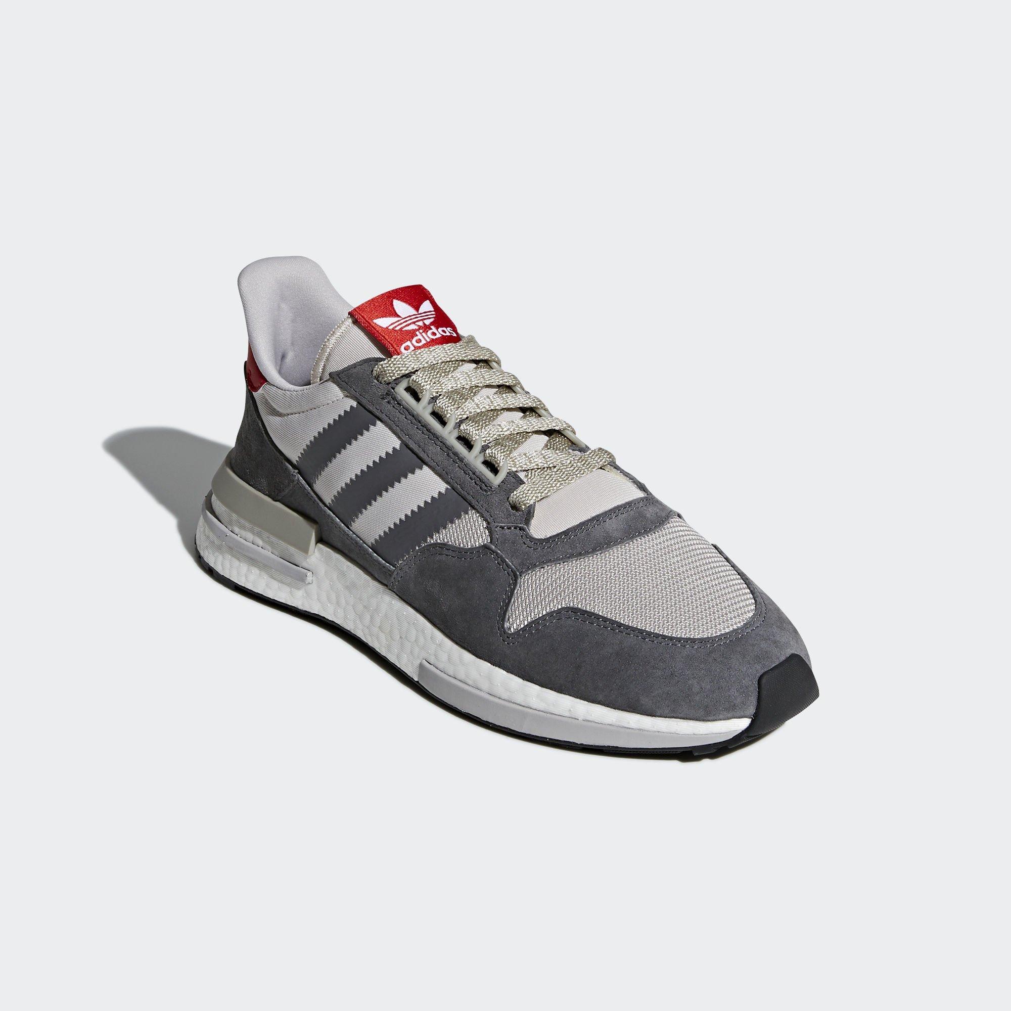adidas ZX 500 RM 'Grey/White' (B42204)