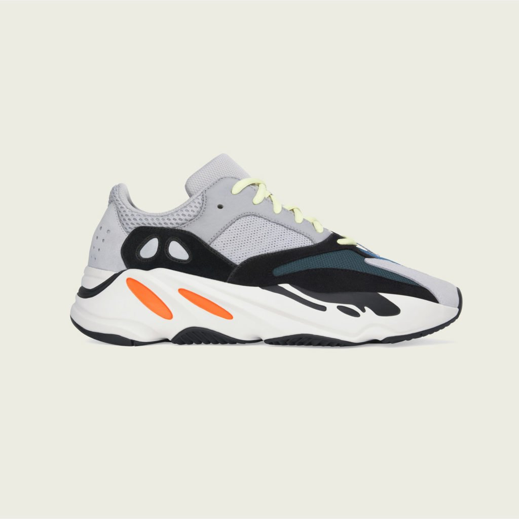 adidas Yeezy Boost 700 Wave Runner (B75571)