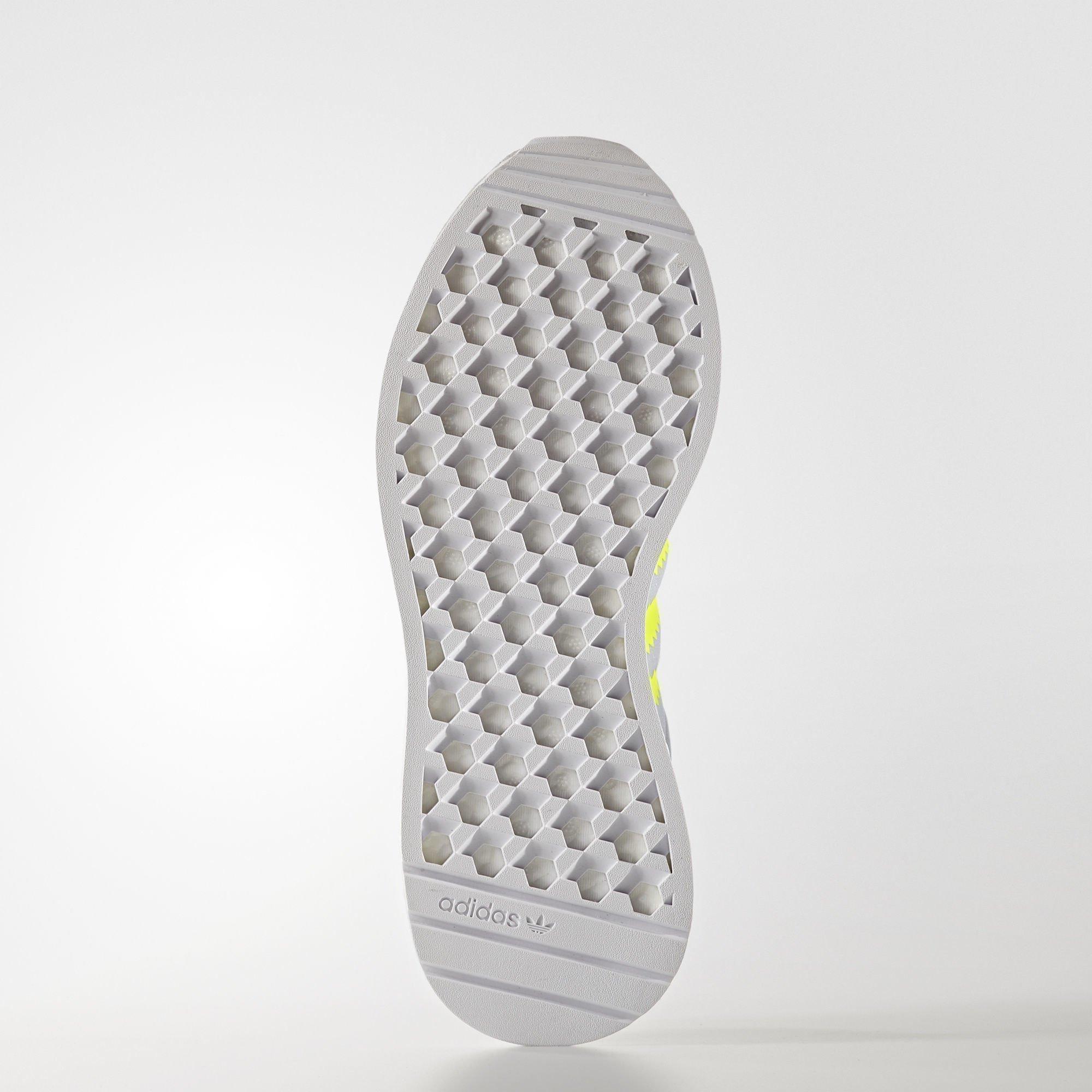 adidas Iniki Runner Grey Volt (BB0001)