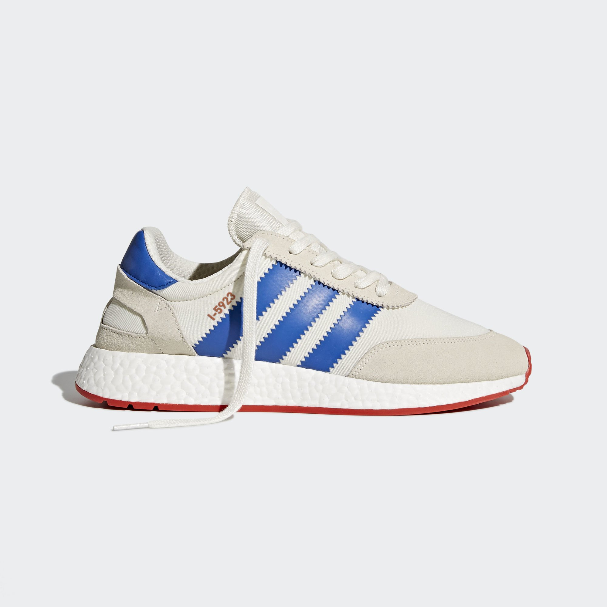 adidas Iniki Runner White Navy (BB2093)
