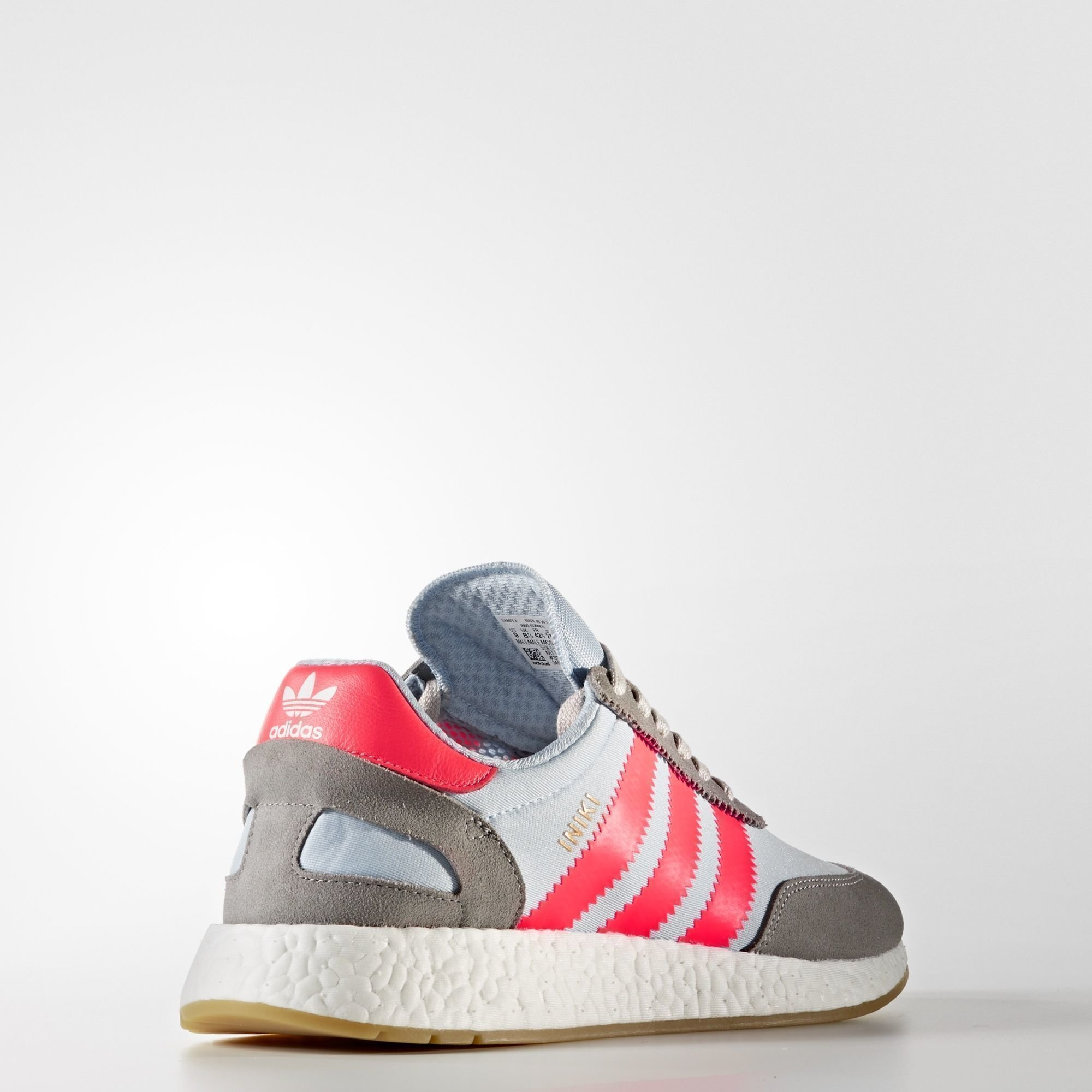 adidas Iniki Runner Grey Turbo (BB2098)