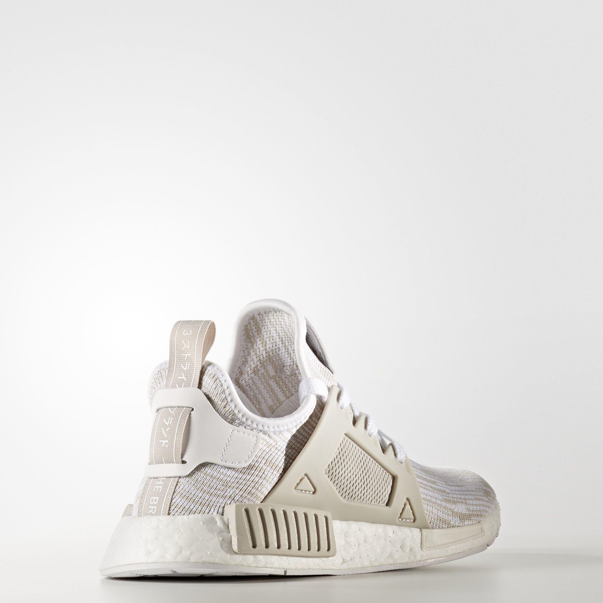 adidas NMD XR1 Primeknit Grey White (BB2369)