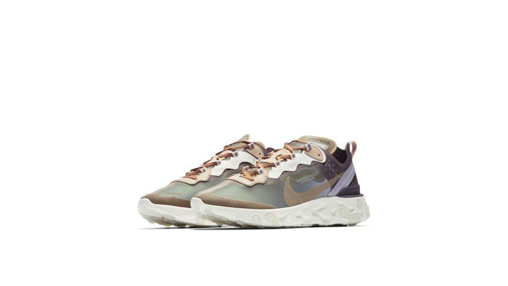 UNDERCOVER X Nike React Element 87 'Green Mist' (BQ2718-300)