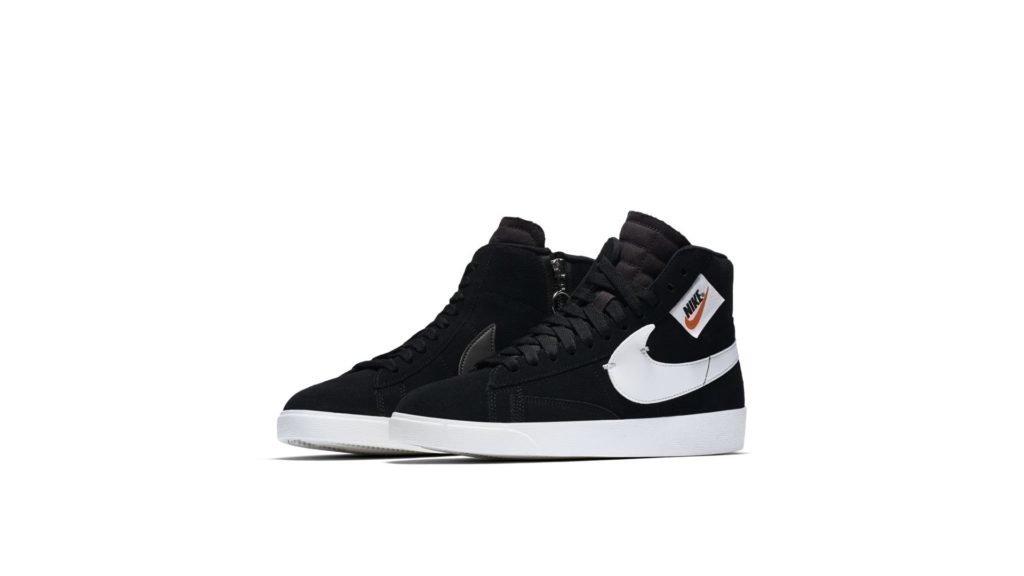 Nike WMNS Blazer Mid Rebel XX 'Black' (BQ4022-001)