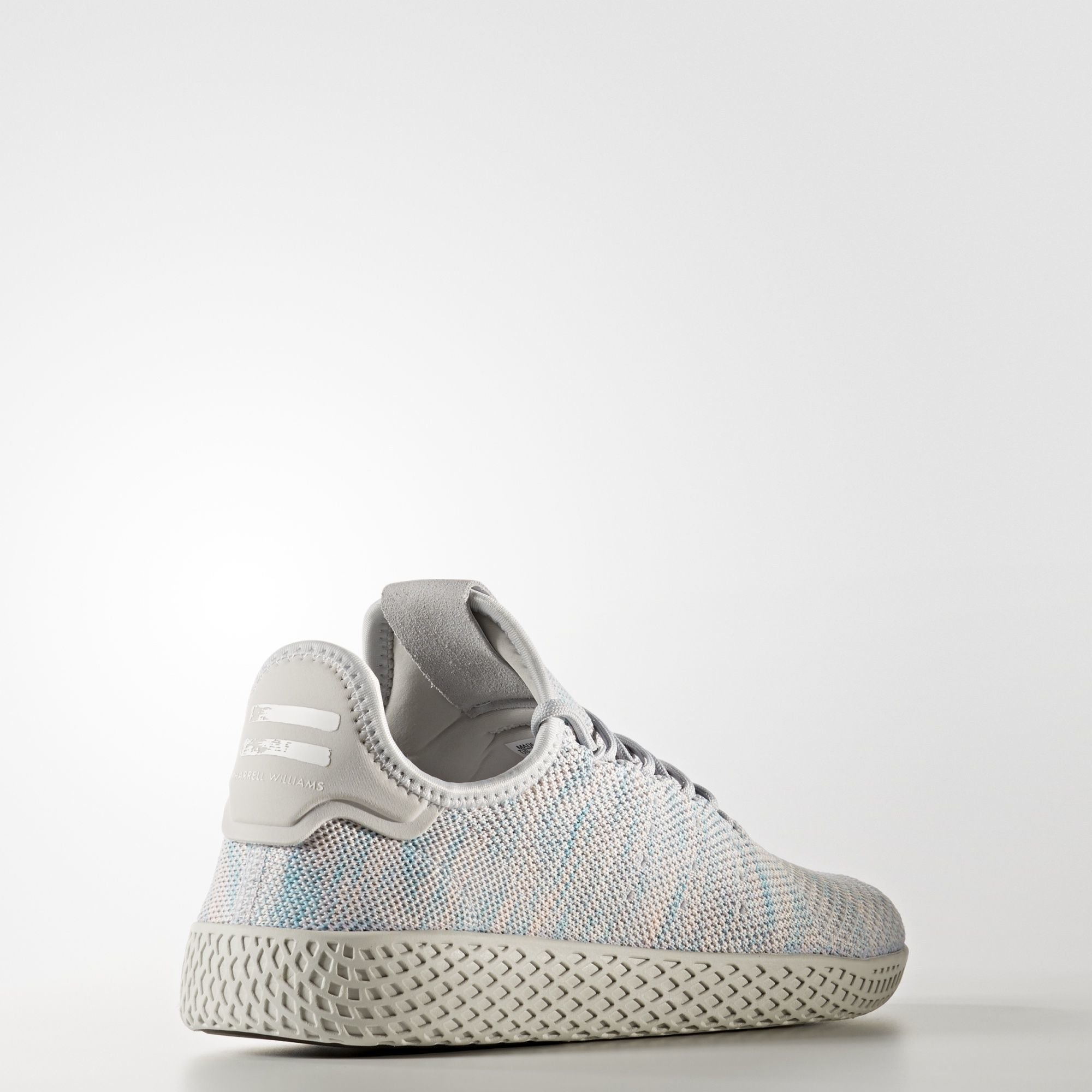 Pharrell x adidas Tennis HU Light Blue (BY2671)