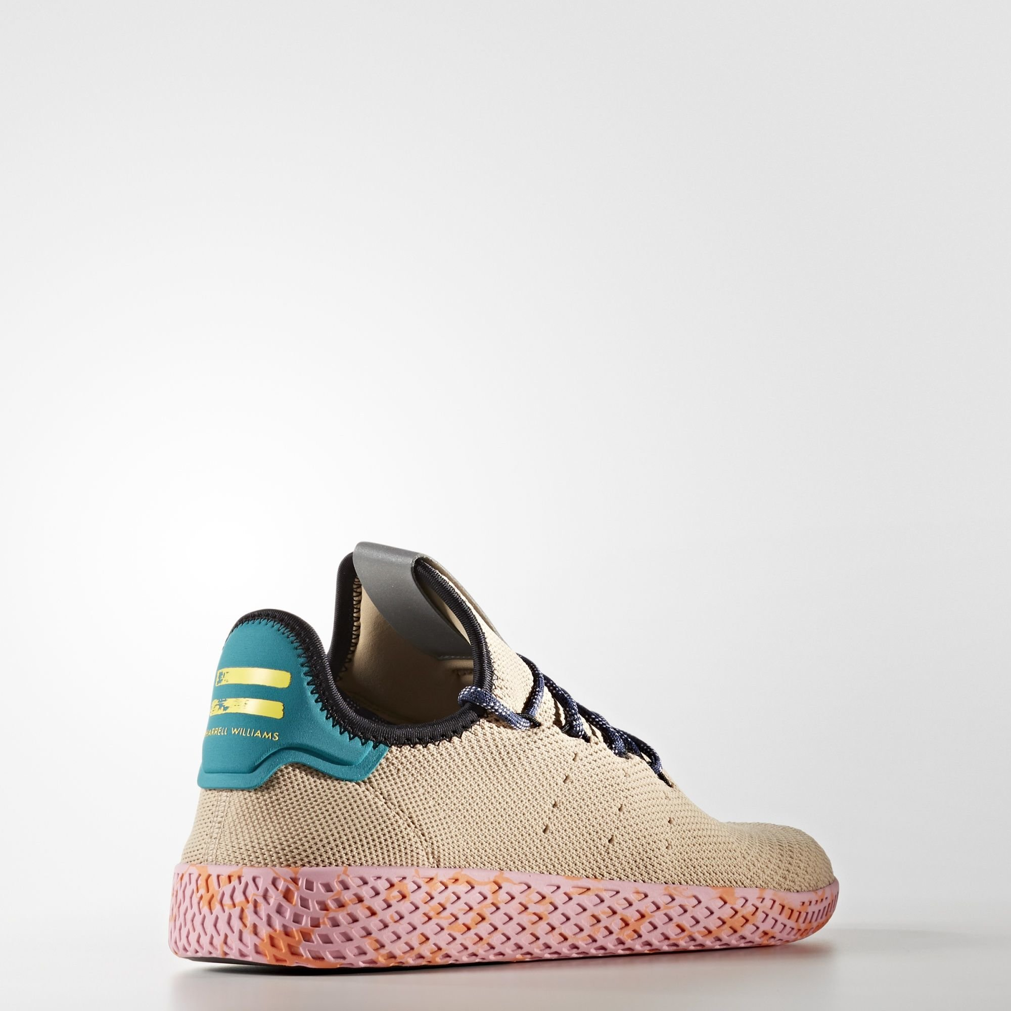 Pharrell x adidas Tennis HU Tan (BY2672)