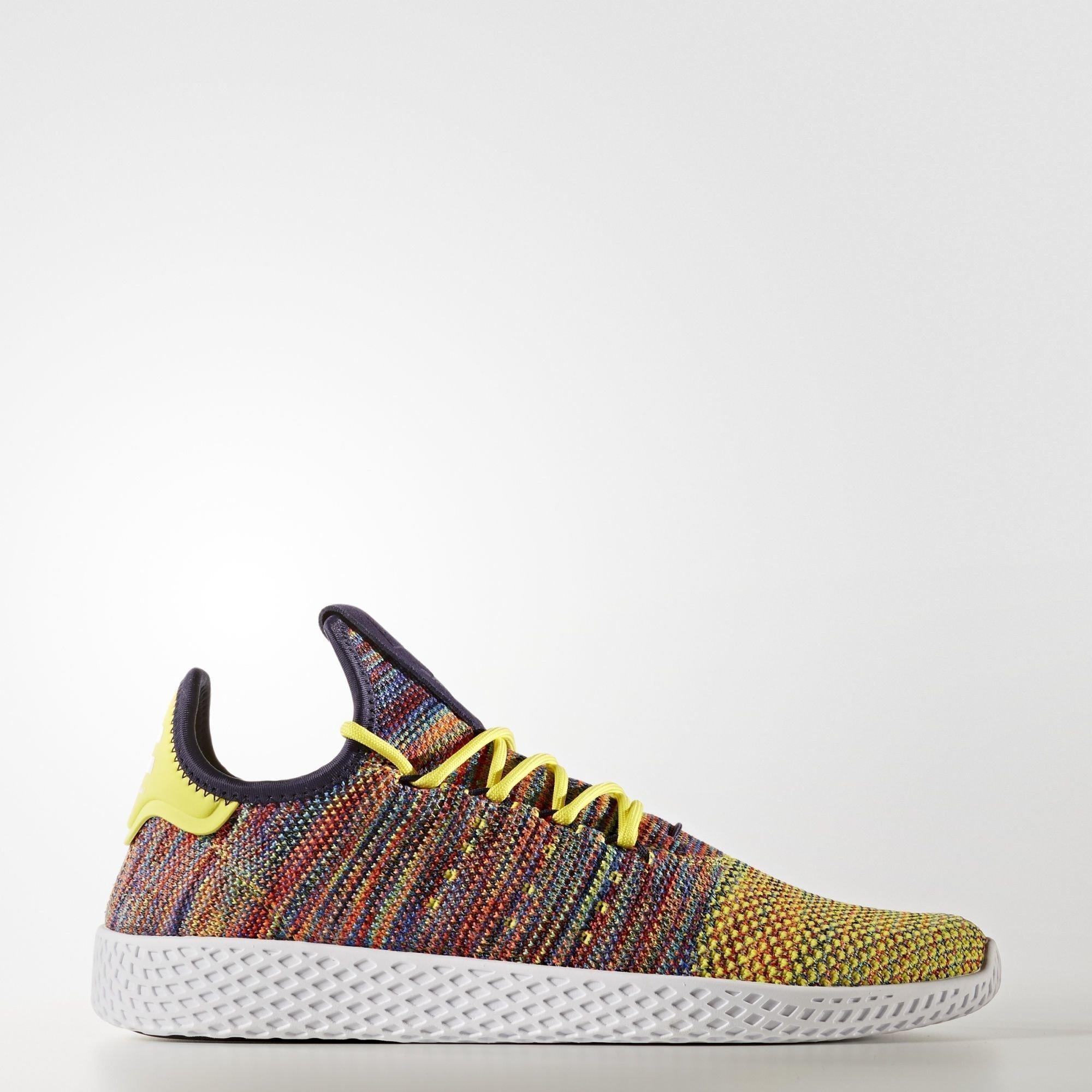 Pharrell x adidas Tennis HU Multi (BY2673)