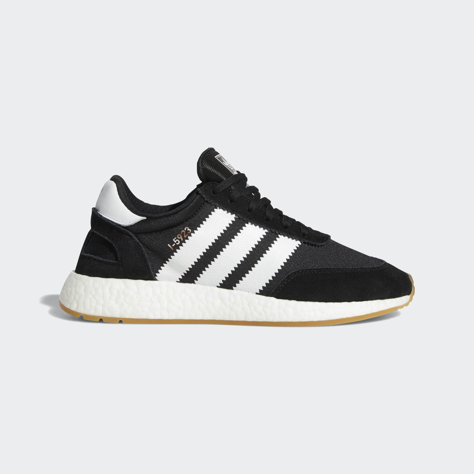 adidas Iniki Runner Boost Black White (BY9727)