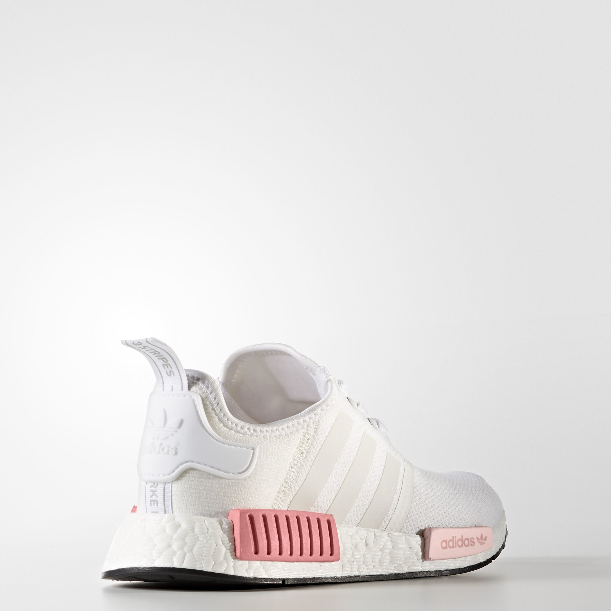 """adidas W NMD R1 """"White/Pink"""" (BY9952)"""