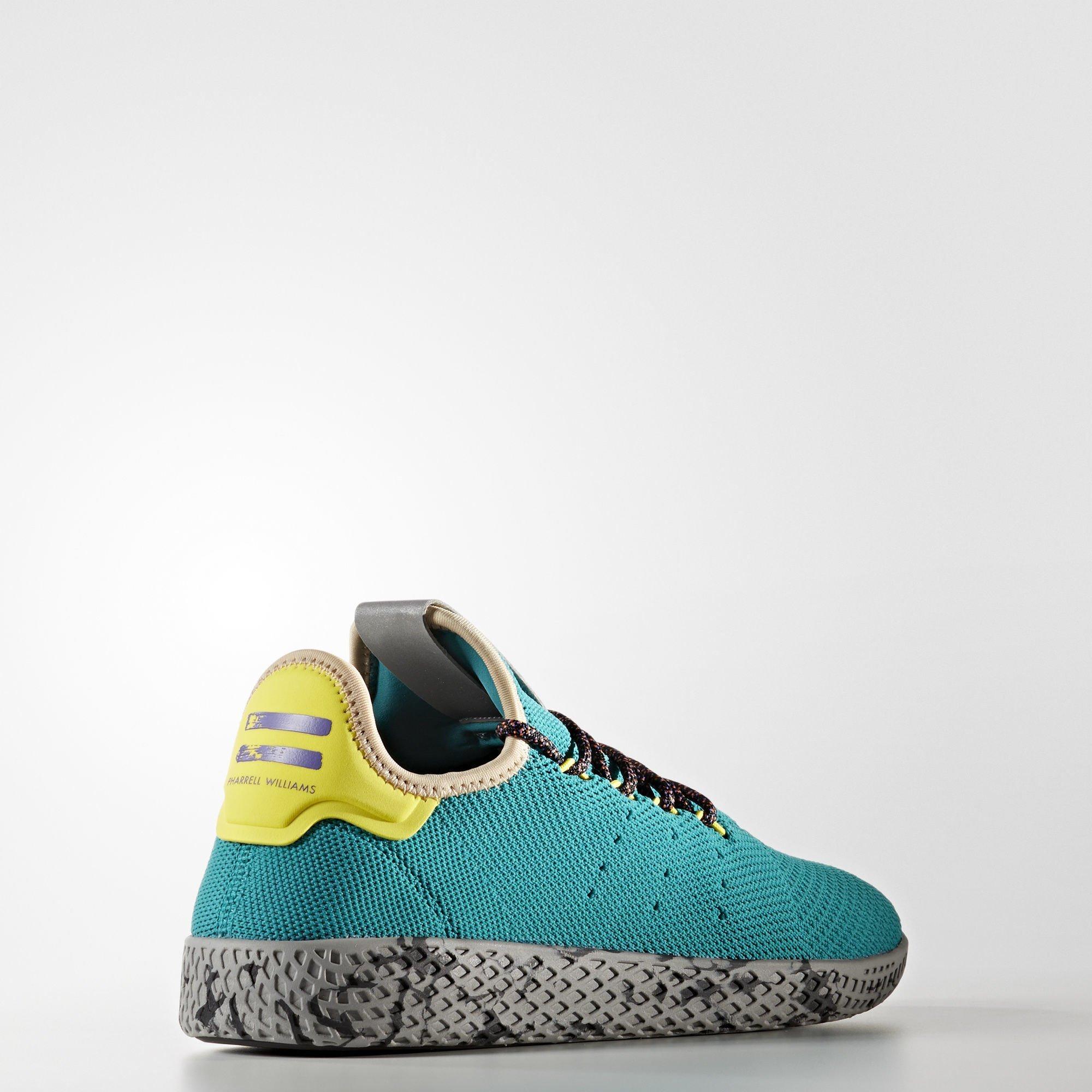 Pharrell x adidas Tennis HU Teal (CQ1872)