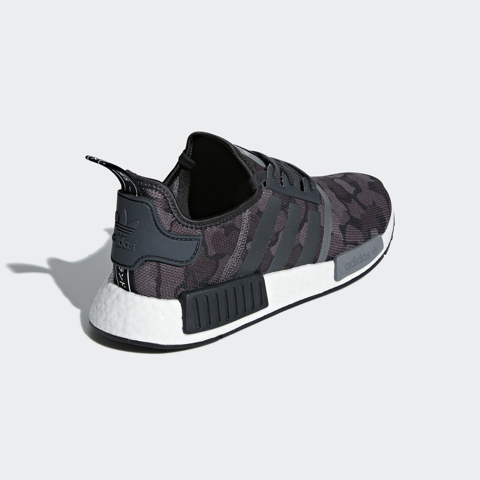 adidas Originals NMD_R1 'Black Camo' (D96616)
