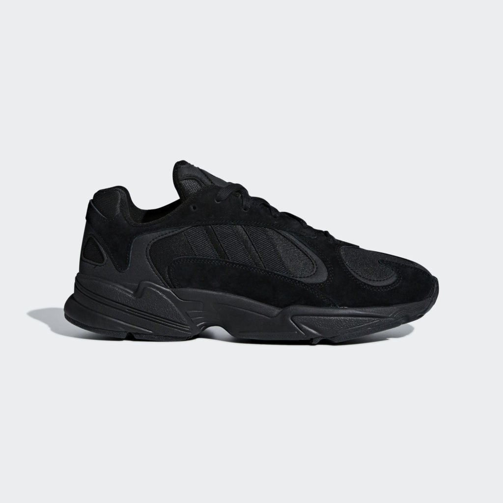 adidas Originals Yung-1 'Triple Black' (G27026)