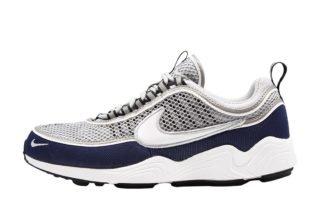 Nike Air Zoom Spiridon '16 (grijs/wit/blauw/zwart)