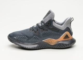 adidas Alphabounce Beyond (Grey Four / Carbon / Dgh Solid Grey)